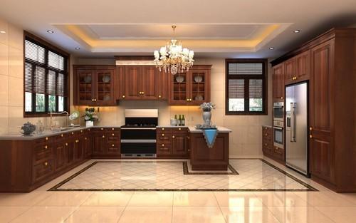 开放式厨房如何兼顾美感与实用?