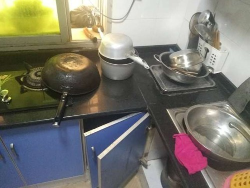 拥有森歌集成灶的厨房,女神和煮妇不再遥远