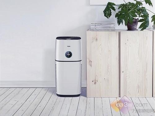 海尔空气净化器:甲醛最爱高温天 小暑需防室内污染