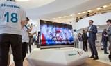 画质世界纪录诞生,海信发布5376 Zone ULED电视