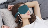 创意酷品:石墨烯发热真丝眼罩,放松只需15分钟