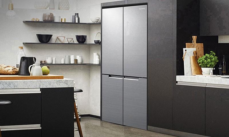 精致牛排当然要配精致保鲜,美的微晶冰箱BCD-535WGPZV极限挑战澳洲原切