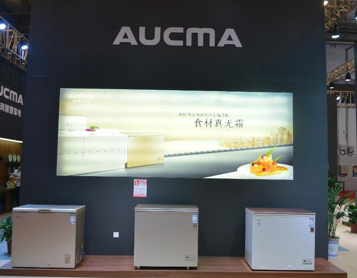 澳柯玛冷柜新品亮相2018 SINOCES,助力高端食材保鲜