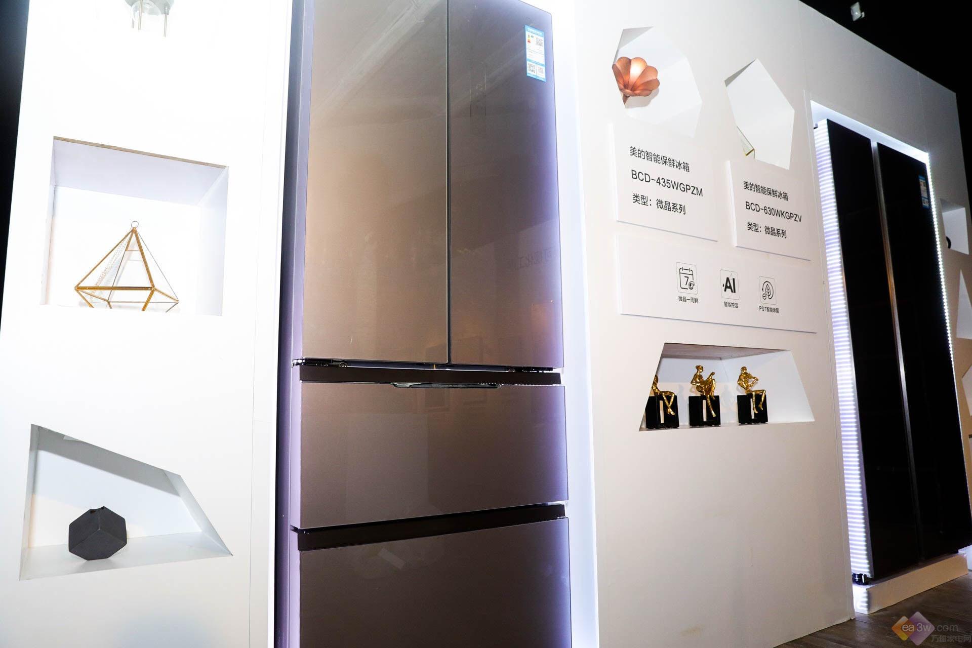从艺术到生活,众多设计大咖为美的冰川银微晶系列冰箱打Call