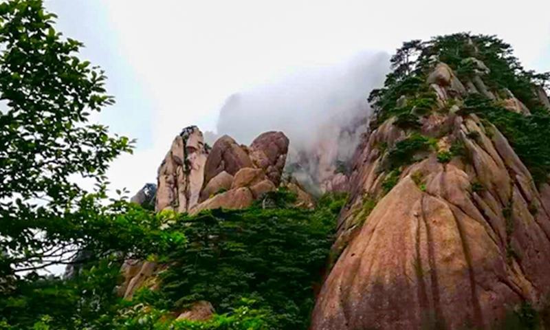 跋山涉水攀险峰 海尔净水为黄山第一峰装上直饮水