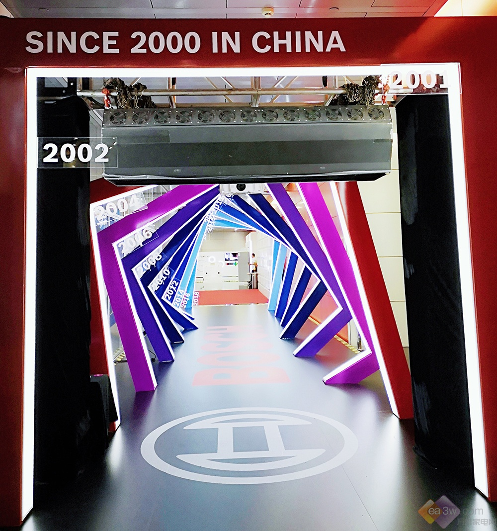 18款新品齐发布!博世热力技术进入中国18年庆典惊喜来袭