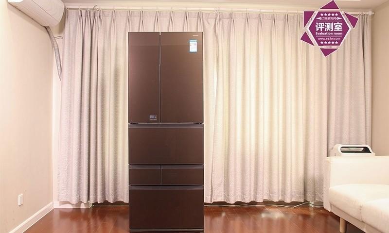 """摆脱开门囧境!东芝""""多门王""""BCD-601WGJT冰箱电动门体验"""