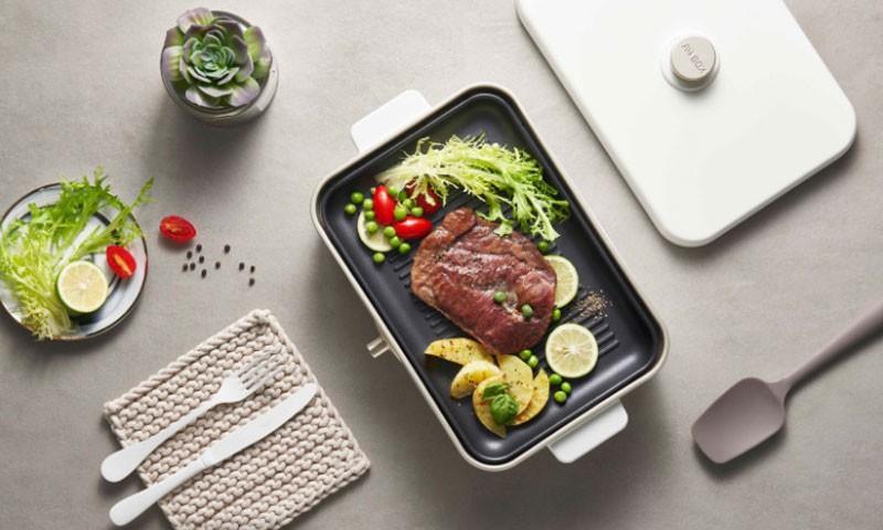 创意酷品:多功能料理锅,满足各种烹饪需求