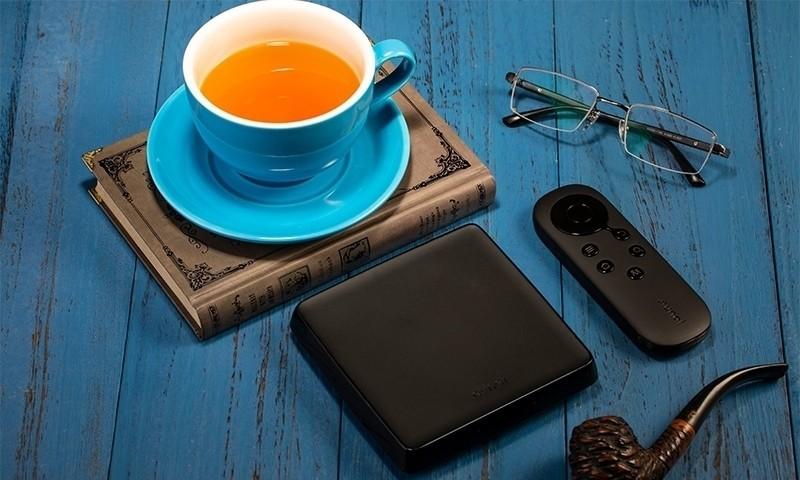 牛奶OS系列产品震撼发布,芒果TV开启智能家居新时代