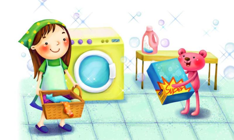 衣服不管染上什么,用这招都能洗掉!