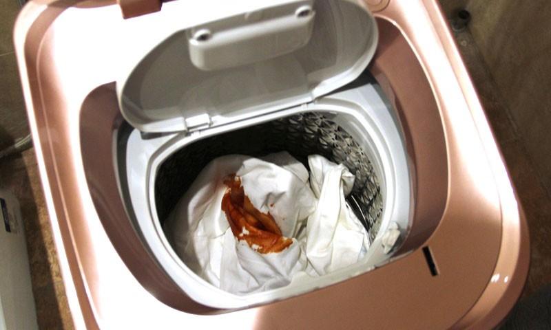 会出大事的,洗衣粉和消毒液能混着用?