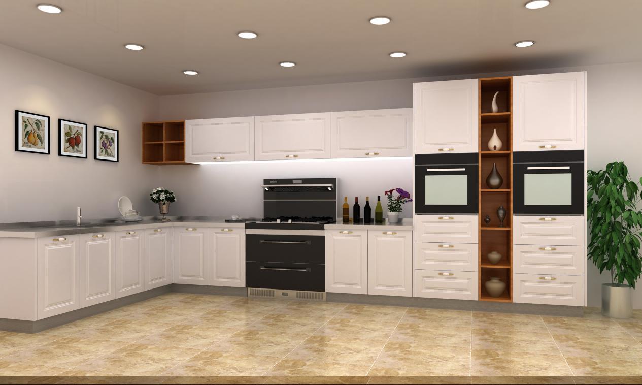 厨房清洁保养,班贝格不锈钢橱柜给你支招!