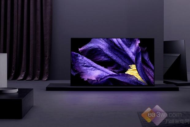 """索尼重磅推出""""画谛系列""""旗舰新品A9F OLED电视与Z9F液晶电视"""
