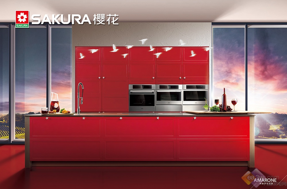 SAKURA樱花战略布局整体厨房 年度招商大会圆满落幕