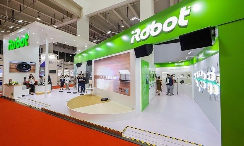 机器人思维引领下一个机器人时代,iRobot与您相约2018世界机器人大会
