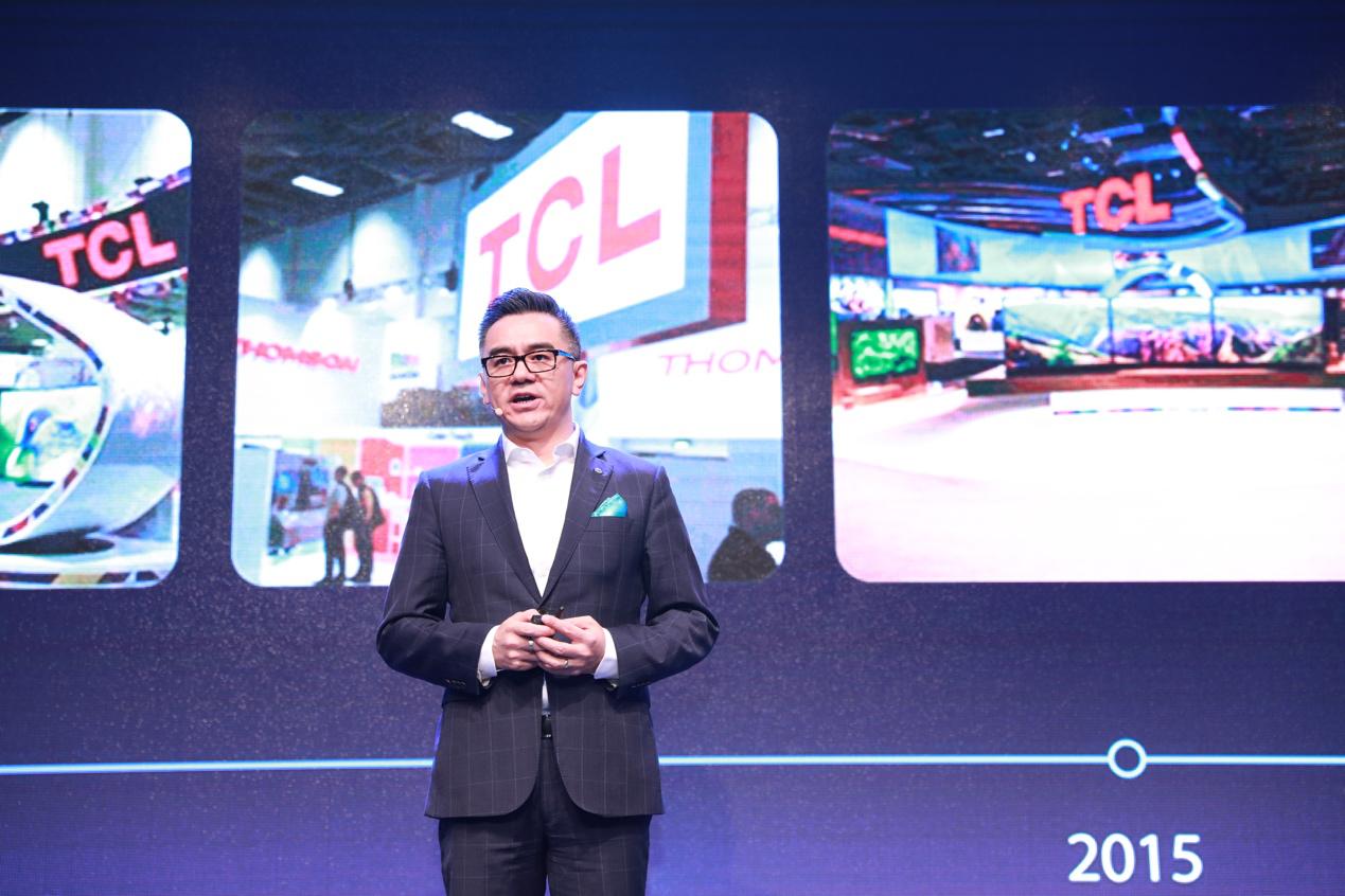多箭齐发引爆IFA 2018 ,TCL电子4款新品集中发布
