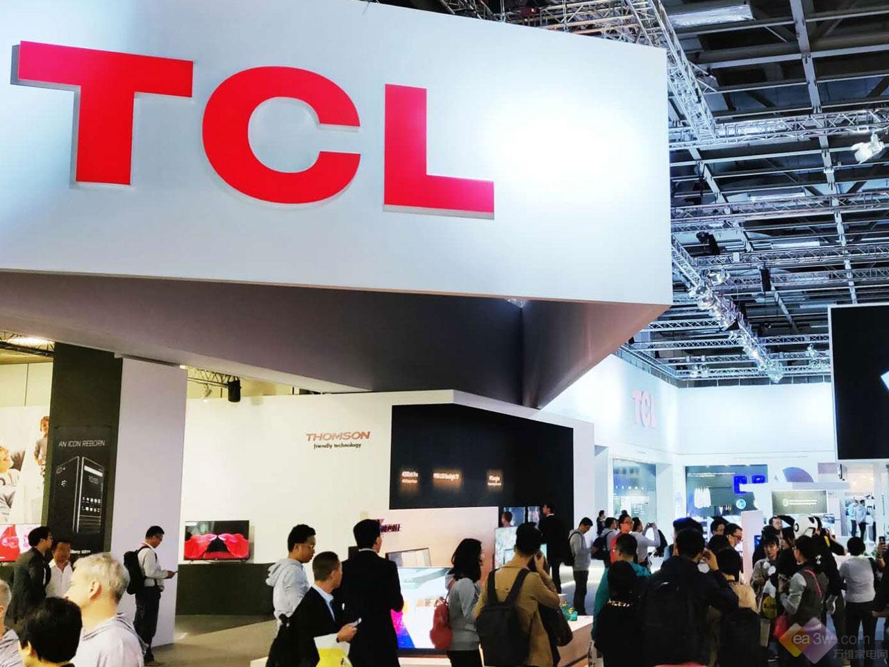 IFA 2018:TCL电视四大新品亮相,Living Window酷翻全场