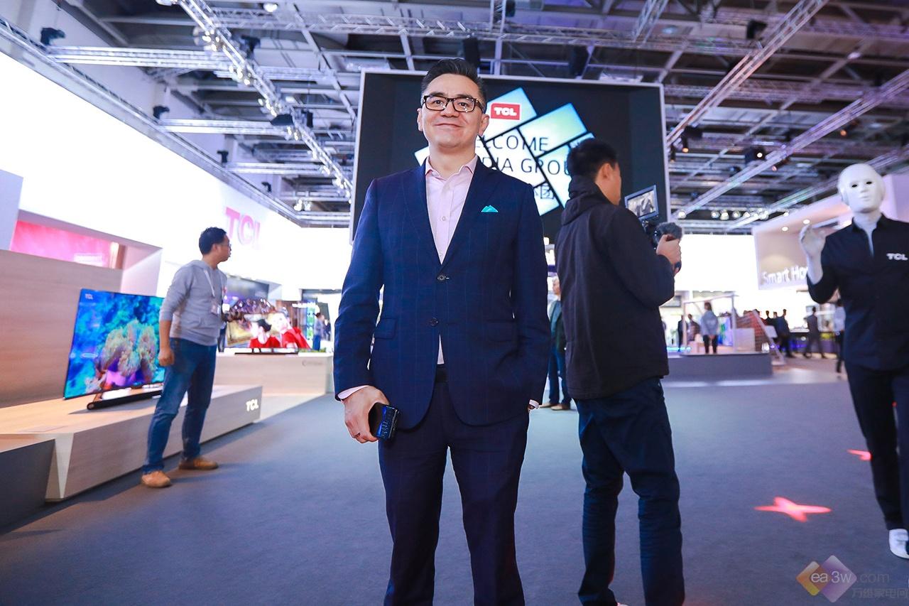 IFA专访王成:TCL电视为消费者打造更智慧的生活体验