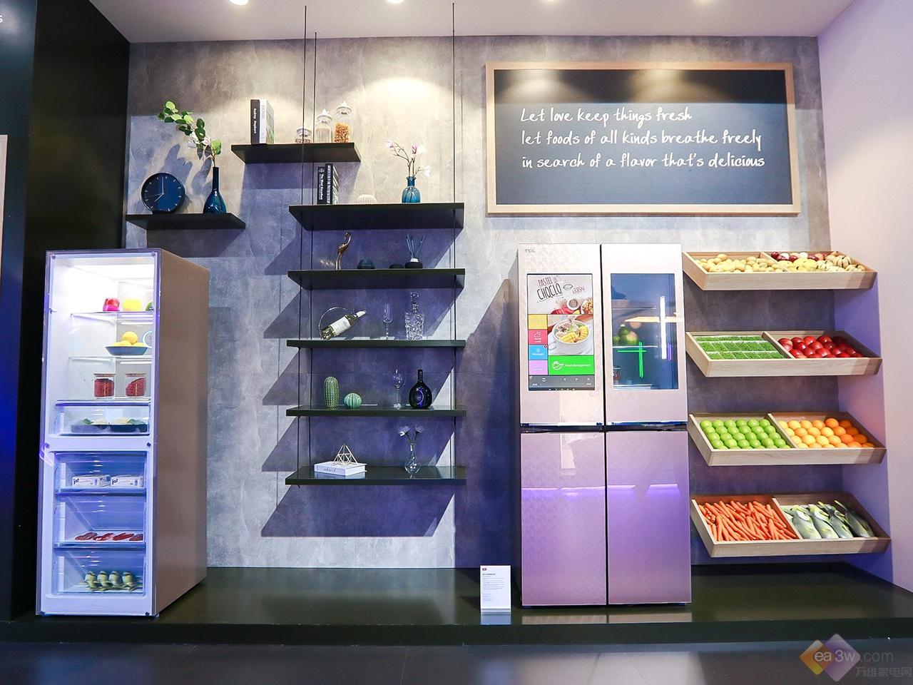 IFA 2018:通览TCL冰洗展馆,体验全新智能生活