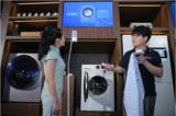 海尔衣联生态平台发布衣联网系列洗衣机