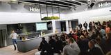 IFA2018海尔馨厨冰箱通过亚马逊AVS认证:将于欧洲首发