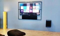 XESS浮窗全场景TV首次亮相2018IFA,TCL为未来电视行业确立标杆