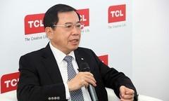 IFA专访TCL李东生:增长驱动力来自产品创新和全球化业务结构