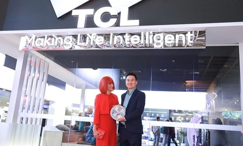 TCL QLED TV 闪耀2018 IFA  X8斩获产品技术创新大奖