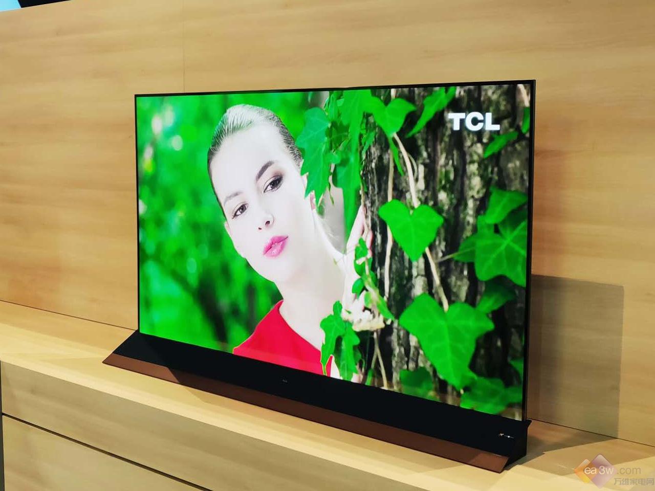 IFA 2018:引爆8K,TCL QLED TV新品X8现场图赏