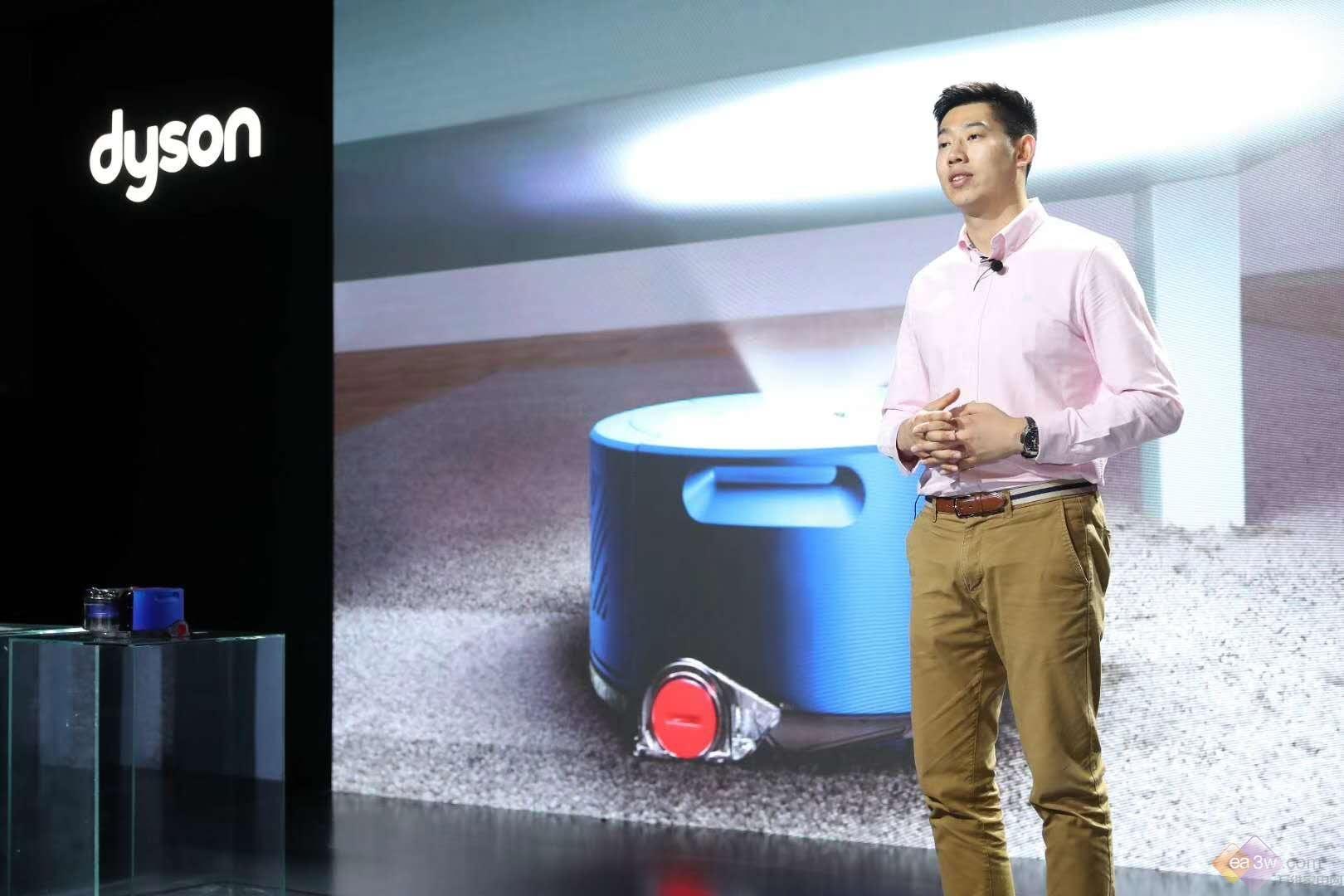戴森三款新品中国首发,正式宣布要造电动汽车