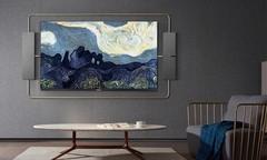 艺术也玩黑科技,XESS浮窗全场景TV赋予家居灵魂色彩