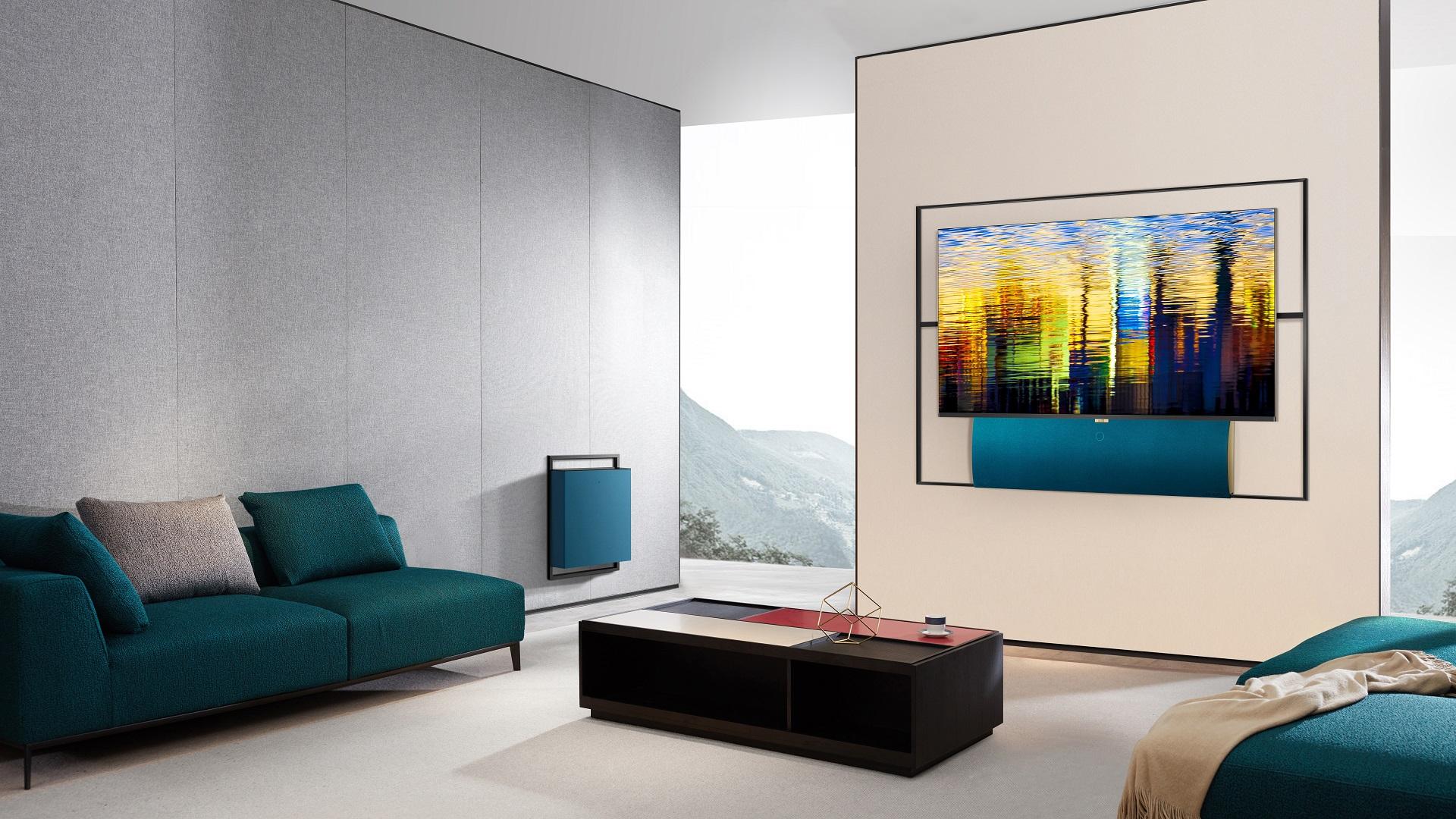空间可编辑,XESS浮窗全场景TV破解客厅装修难题