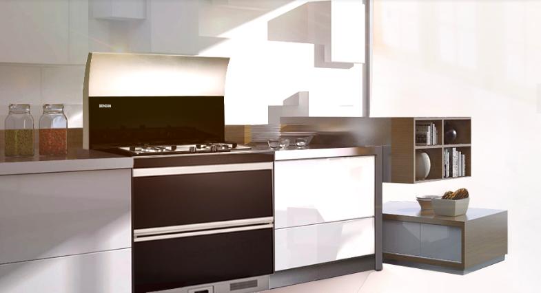 森歌:整体厨房行业的耀眼新星,颜值与创新并重收获好口碑
