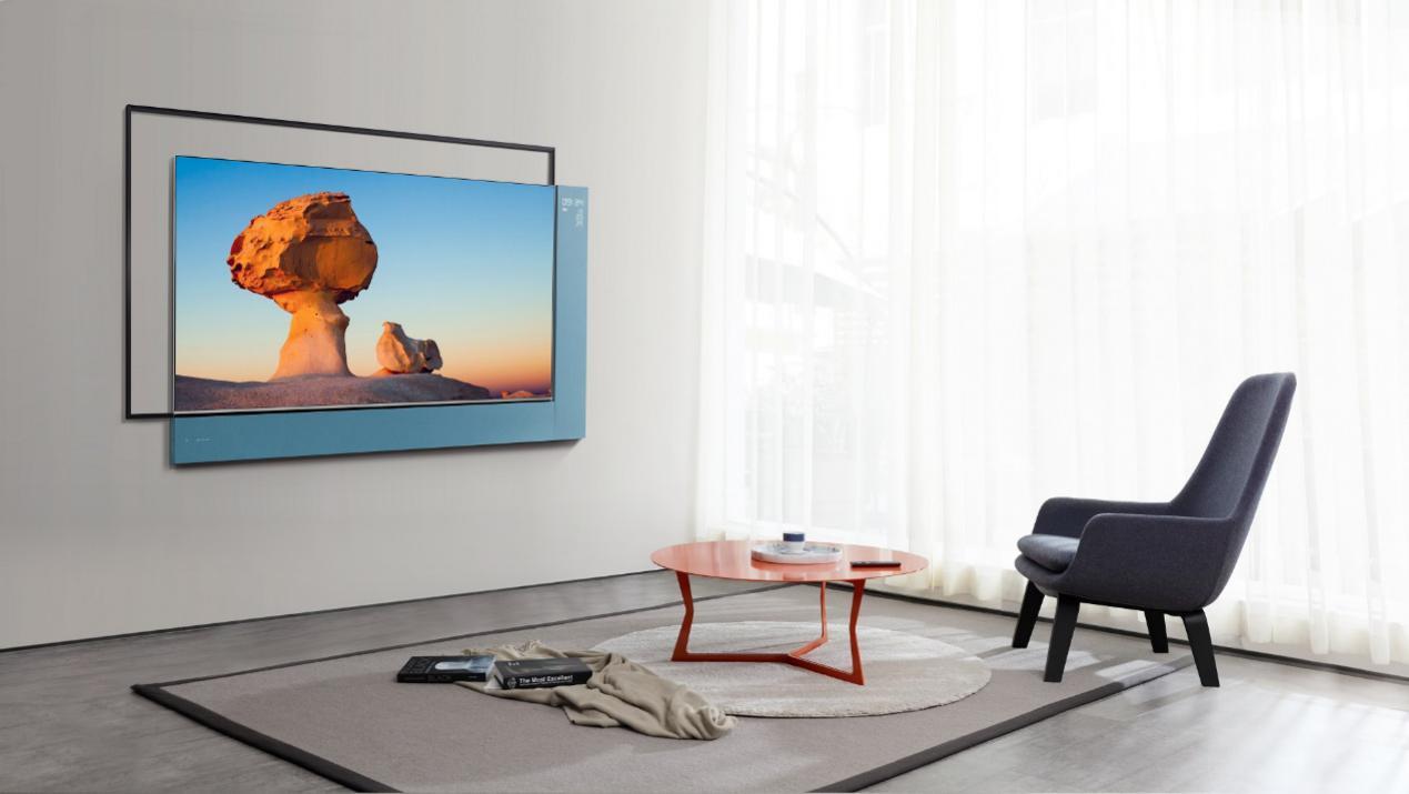 还原最真实的画作  XESS浮窗全场景TV带你从罗浮宫到莫高窟