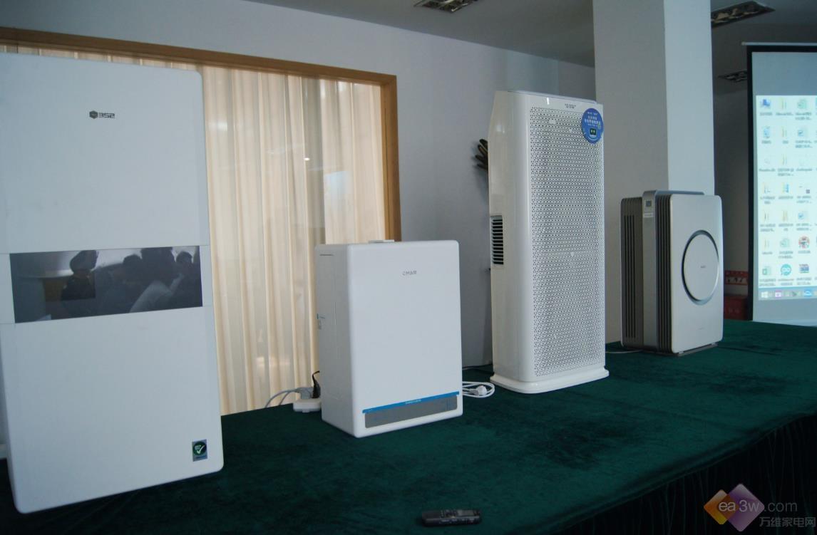 6类除醛产品测试结果公布,空气净化器,新风机效果显著