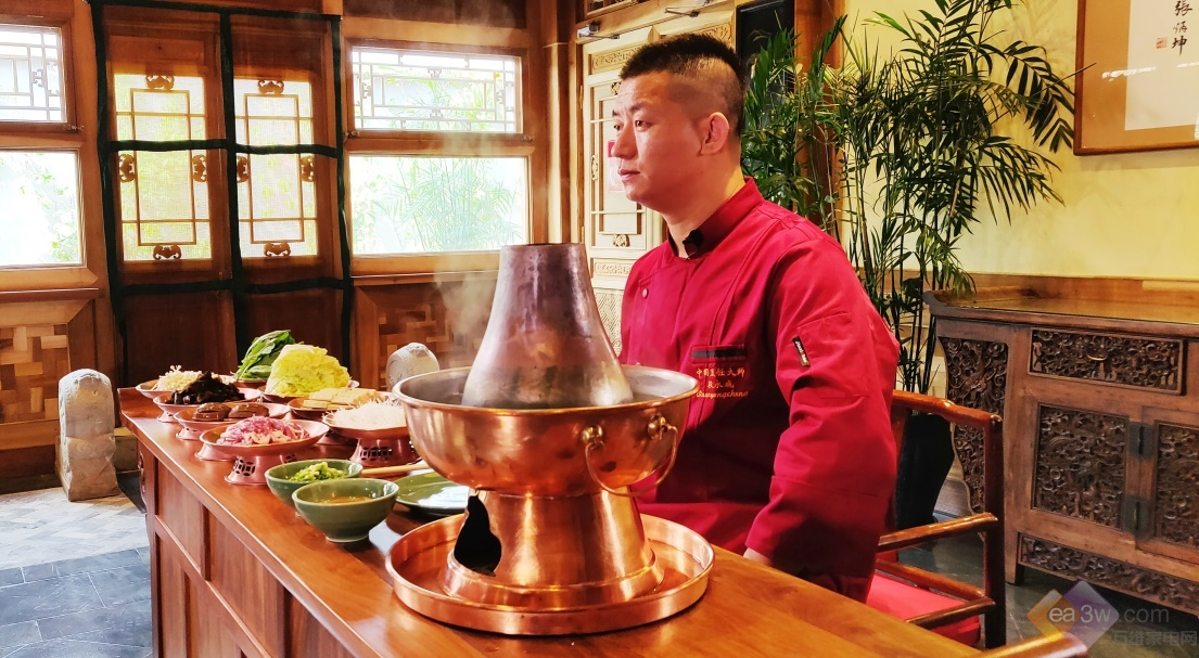 """中国烹饪大师段永成:一台好冰箱,能让""""美食""""更有味"""