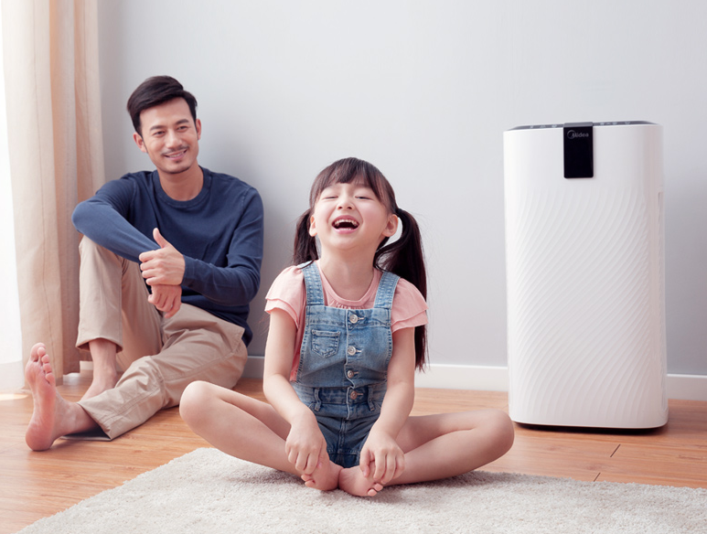 呵护宝宝健康远离家中隐形空气杀手,空气净化器就该这么选