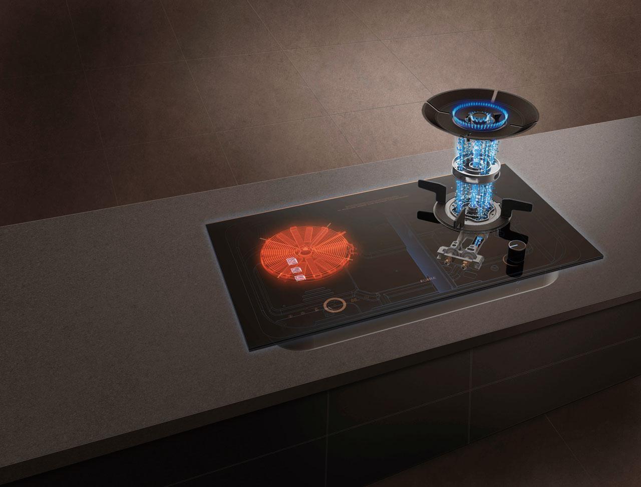方太发布新品气电双主灶,你的厨房即将迎来一名烹饪多面手