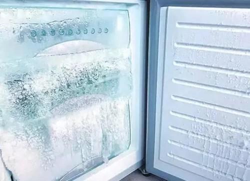 知道这里有个开关,就再也不怕冰箱结冰啦!