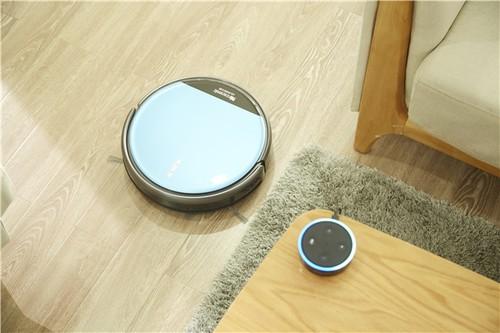 扫地机器人好用吗?智能湿拖轻松打扫全屋