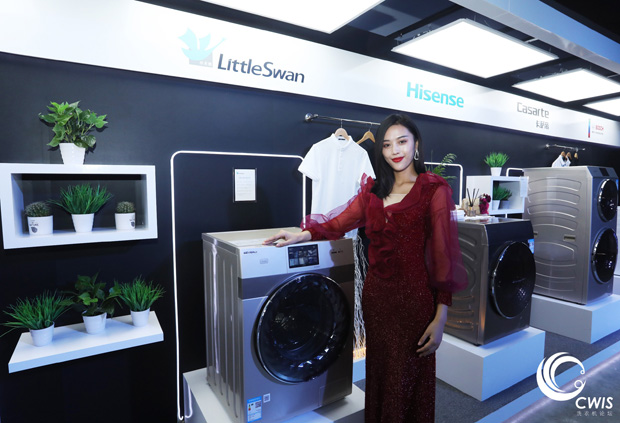 洗衣机市场平稳增长 健康洗护积蓄新动能