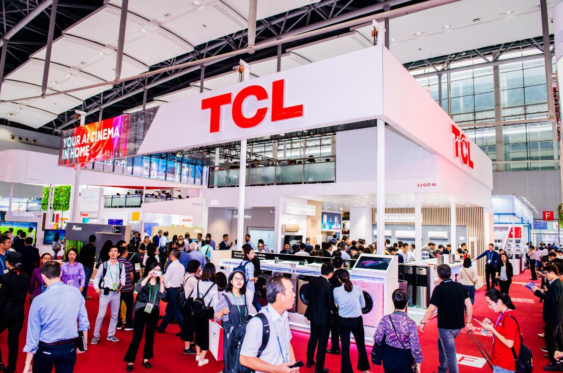 产品创新服务用户健康生活 TCL冰箱洗衣机闪耀2018秋季广交会