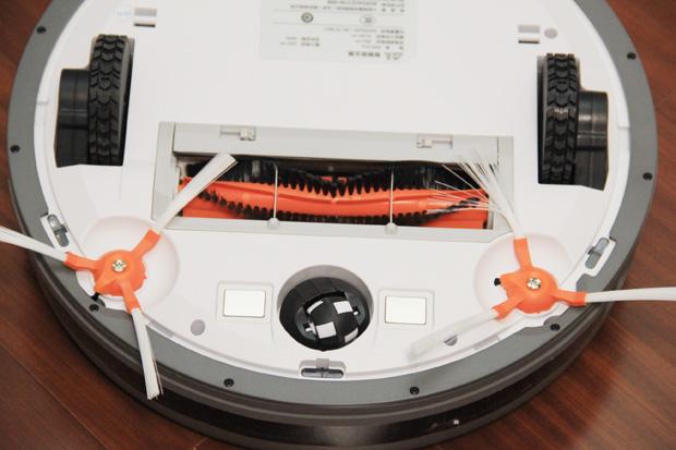 小狗R55激光导航扫地机器人高清图赏