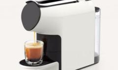 咖啡机和饮水机合为一体的「AQUA WITH」!