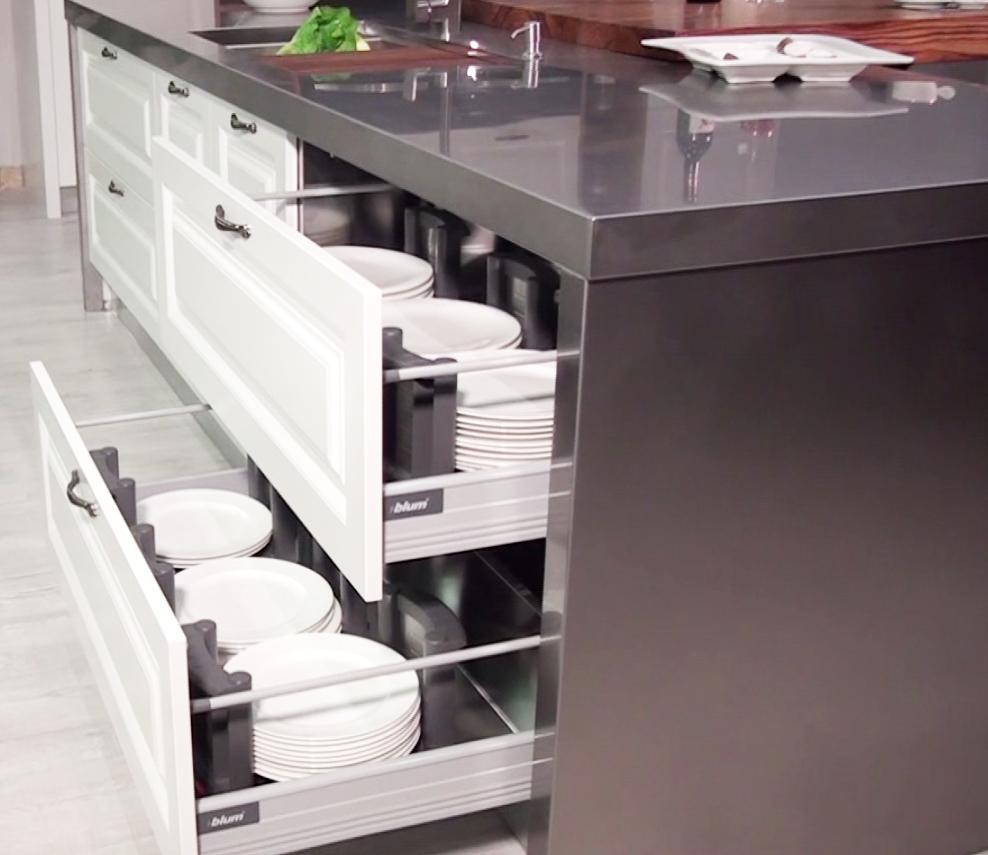 全面剖析不锈钢整体橱柜的优势!有些可能很多人都不知道