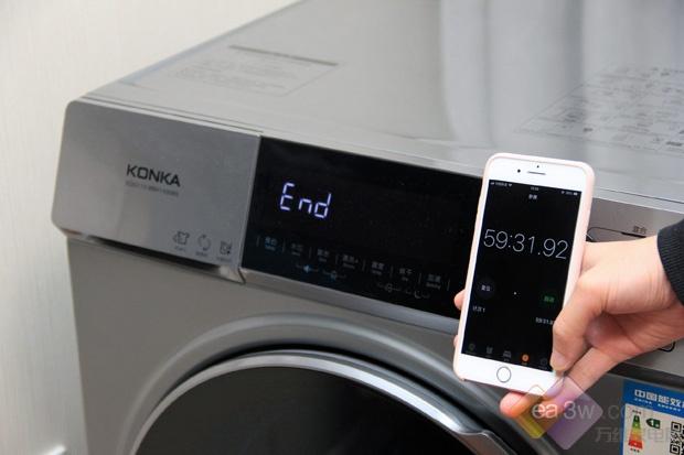 """""""懂你""""更给力!康佳高端玉玺系列洗烘一体洗衣机评测"""