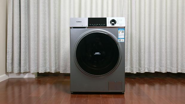 中产阶级洗衣利器 康佳玉玺洗烘一体机图赏