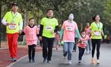 """与爱同行,美的冰箱助力2018北京奥运十年""""爱的陪伴""""公益跑"""