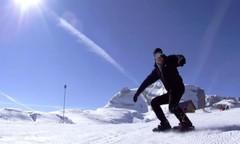 创意酷品:滑雪板和冰鞋的组合,冬季滑雪又有了新装备