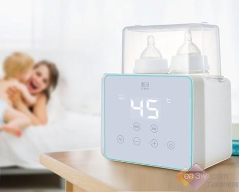 双十一特辑:360°全方面呵护宝宝的家电小能手